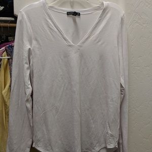 Eileen Fisher top size xs soft and comfy
